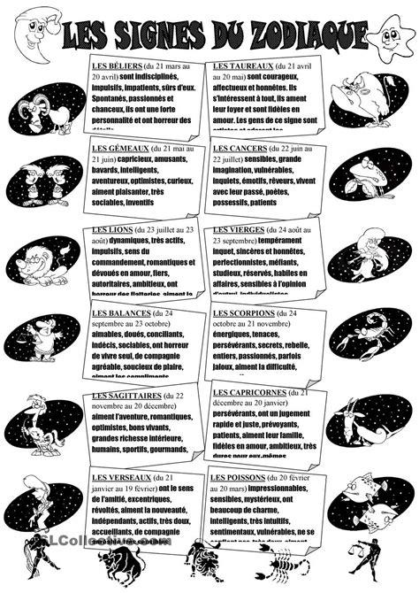 Les 12 Signe Du Zodiaque by Les Signes Du Zodiaque Un Peu De Tout Un Peu De Rien