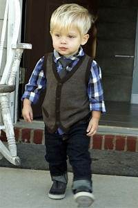 Adorable boy clothes! Sweater Vest Outfit by Olivia Carter ...
