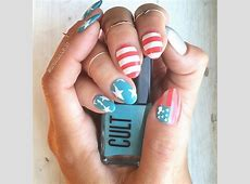 44 best Fourth of July Nails images on Pinterest 4th of