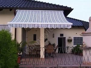 400 x 300 hulsenmarkise markise grau mit funkmotor heim for Markise balkon mit rasch tapeten home style