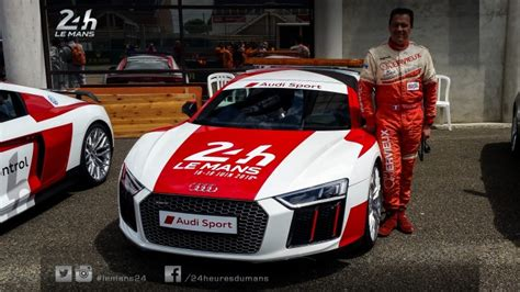 le mans org the with the 24 hours of le mans safety cars aco automobile club de l ouest
