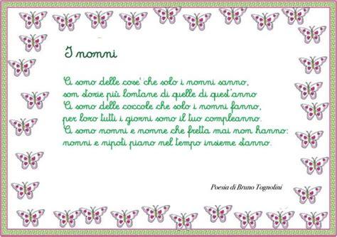 testo sui nonni poesie sui nonni scuola primaria iz07 187 regardsdefemmes