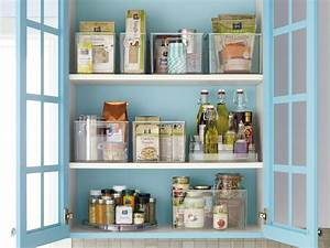 10 Quick Tips for a Picture-Perfect Pantry | HGTV's ...