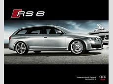 Audi RS6 Avant SupersportKombi richtigteuerde