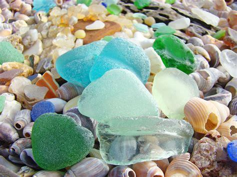 sea glass l sea glass on sea glass jewelry santa and