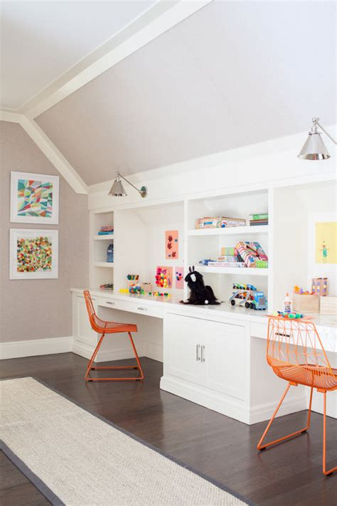 kids desk homework areas  mombot