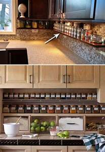 kitchen counter storage ideas top 21 awesome ideas to clutter free kitchen countertops