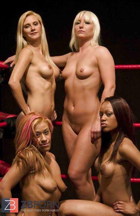 Nude Wrestling League Zb Porn