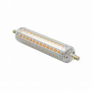 Ampoule Led R7s 78mm : ampoule led r7s slim 135mm 15w ledkia france ~ Melissatoandfro.com Idées de Décoration