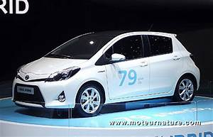 Toyota Yaris Hybride France : france an unexpected leading country for manufacturing hybrid cars motornature cars for ~ Gottalentnigeria.com Avis de Voitures
