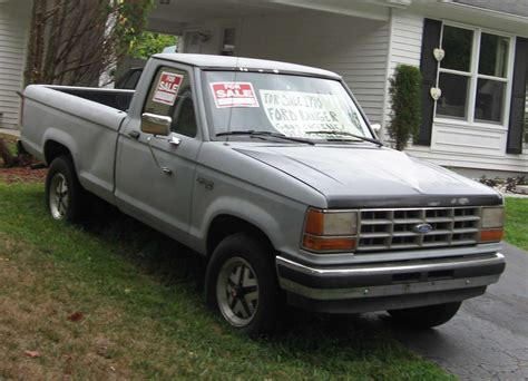 ford ranger model years 1989 ford ranger information and photos momentcar
