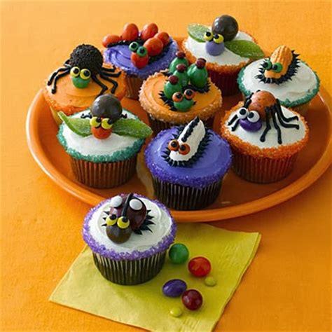 Healthiana Halloween Cupcake Decorating Ideas