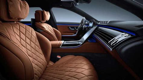 Mercedes benz mercedes benz s 500 coupe 4matic s63 amg paket inserat online seit. 2021 Mercedes-Benz S-Class Interior   Motor1.com Photos