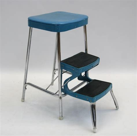 kitchen step stool step stools for kitchen stools 1940s wood fold out step