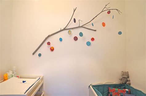 decoration murale bebe chambre decoration chambre bebe diy visuel 2