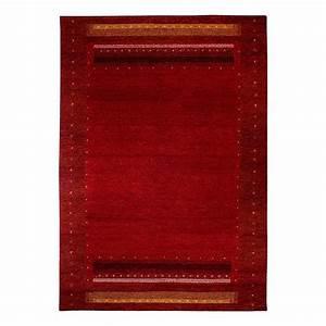 Teppich Günstig Kaufen Online : teppich shreveport 90 x 160 cm rot luxor living g nstig online kaufen ~ Bigdaddyawards.com Haus und Dekorationen