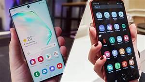 Galaxy Note 10 Lite Vs  Note 10  Which Samsung Phone