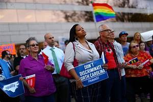 North Carolina Gay Bias Law Draws a Sharp Backlash - The ...