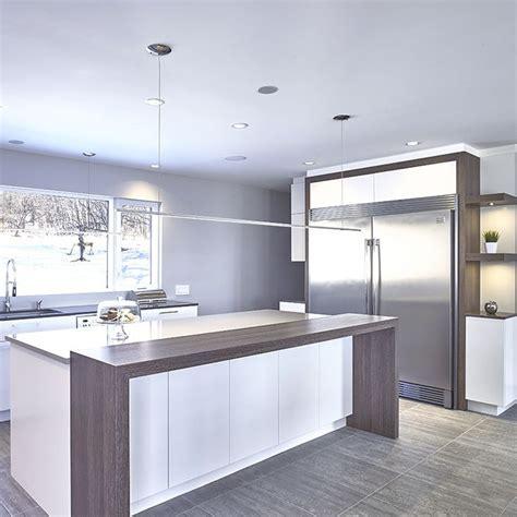 comptoir ilot cuisine îlot de cuisine urbaine avec comptoir de stratifie кухня