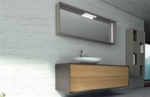 Mobile bagno moderno in legno Hamal Arredo Design Online