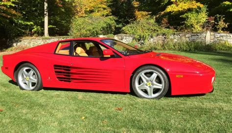 Find 642 used ferrari as low as $95,000 on carsforsale.com®. 1992 Ferrari 512TR 1 owner car / nasty divorce forces sale | Dirty Old Cars