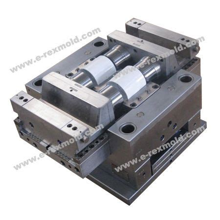 pin  injection mold    femal  elbow mould