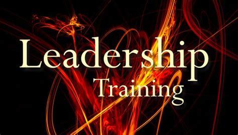 leadership training date clarification calvary temple