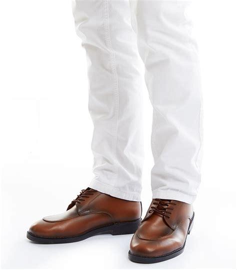 Pantofel Mocassin Coklat jual sepatu formal pantofel oxford pria kulit coklat 39 43