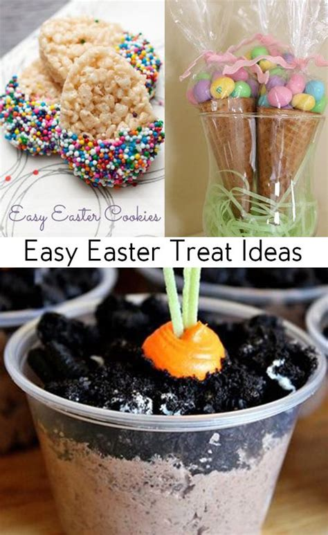 treat ideas 13 easy easter treat ideas easter party easter brunch and holiday recipes