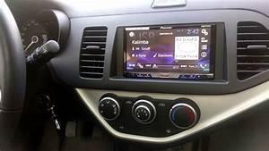 Kia Picanto 2015  Instalaci U00f3n De Radio Pioneer