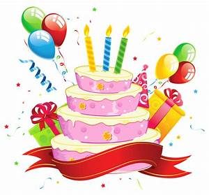 Birthday Cake Transparent Clipart | HB2U | Pinterest ...