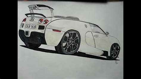 Enjoy my tutorial on how to draw a 2010 bugatti veyron, one of my favorite cars. Draw Bugatti Veyron Super Sport - YouTube