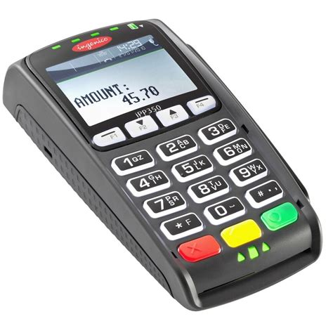 Quickbooks pos credit card reader's usp is that it caters for almost every kind of payment mode, inclusive of mobile mode (nfc) and contactless, providing superior quality of experience for the. Ingenico iPP350 EMV PIN Pad for QuickBooks POS | eBay