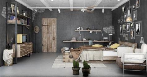 chambre ado style industriel chambre de style industriel 28 idées pour une chambre