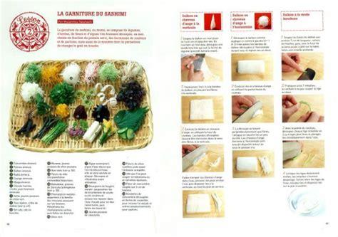 cuisine japonaise livre le livre de la vraie cuisine japonaise la marande