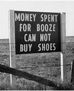 Temperance  Anti-Alcohol Pro-Prohibition  Billboard  1920s   Matthew s      Prohibition 1920 Signs
