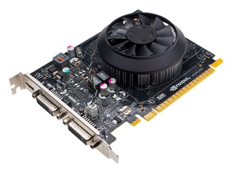Nvidia Launches Geforce Gtx 750 Ti And Geforce Gtx 750