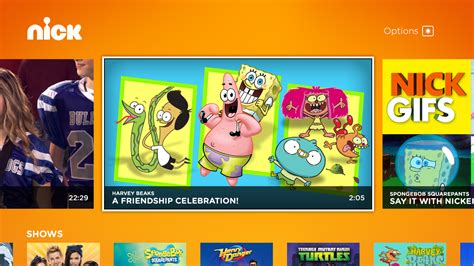 roku channel store nickelodeon  official