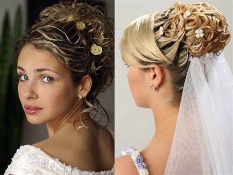 Wedding Hairstyles For Girls : New Western Bridal Hairstyles Collection For Girls Womens