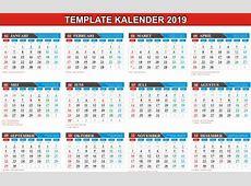 Kalender 2019 indonesia – Download 2019 Calendar Printable