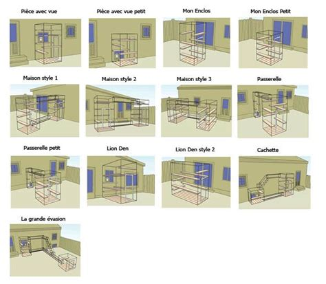 cage pour chat exterieur les 25 meilleures id 233 es de la cat 233 gorie enclos pour chat sur enclos pour chat en
