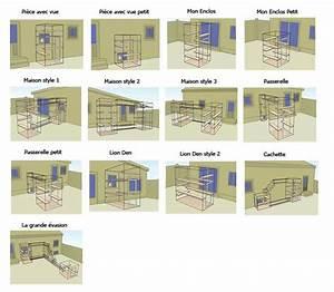 Cabane Pour Chat Exterieur Pas Cher : les 25 meilleures id es de la cat gorie enclos pour chat sur pinterest enclos pour chat en ~ Farleysfitness.com Idées de Décoration