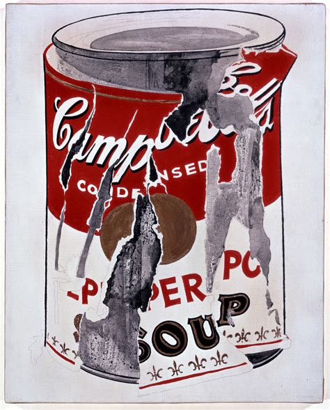 Small Torn Campbell's Soup Can (Pepper Pot) | The Broad