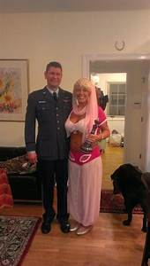 2014 Major Nelson & Jeannie | Couple Halloween Costumes ...
