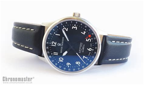 revue thommen airspeed classics automatic nww 1292 chronomaster uk