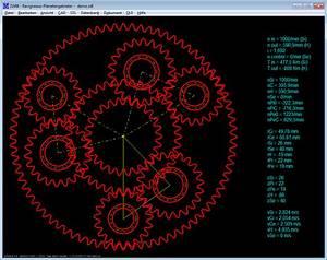 Planetengetriebe übersetzung Berechnen : zar8 ravigneaux getriebe ~ Themetempest.com Abrechnung