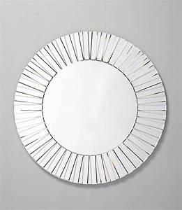 Spiegel Silber Rund : kauf rahmenloser design wand spiegel sunny ~ Whattoseeinmadrid.com Haus und Dekorationen