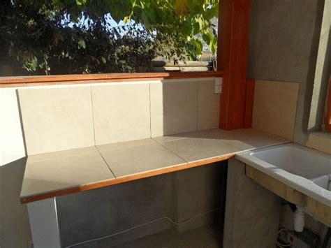 la cuisine d fin du carrelage et faux linteaux pour la cuisine d 39 été guit