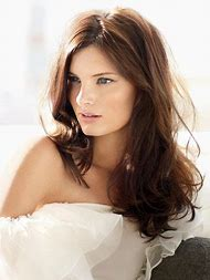Auburn Brown Hair Color Ideas