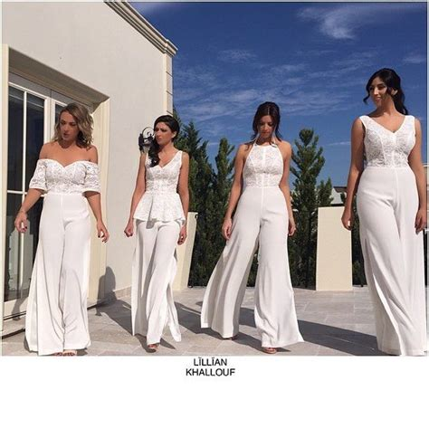 wedding jumpsuit ideas